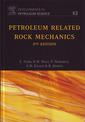 Couverture de l'ouvrage Petroleum Related Rock Mechanics