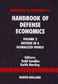 Couverture de l'ouvrage Handbook of Defense Economics
