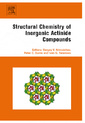 Couverture de l'ouvrage Structural Chemistry of Inorganic Actinide Compounds