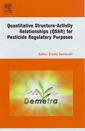 Couverture de l'ouvrage Quantitative Structure-Activity Relationships (QSAR) for Pesticide Regulatory Purposes