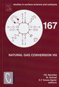 Couverture de l'ouvrage Natural gas conversion VIII : proceedings of the 8th natural gas conversion symposium, may 27-31, 2007, Natal, Brazil