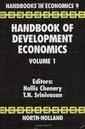Couverture de l'ouvrage Handbook of Development Economics