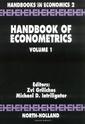 Couverture de l'ouvrage Handbook of Econometrics