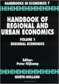 Couverture de l'ouvrage Handbook of Regional and Urban Economics