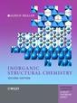 Couverture de l'ouvrage Inorganic structural chemistry