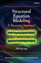 Couverture de l'ouvrage Structural equation modelling: A Bayesian approach