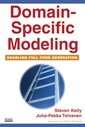 Couverture de l'ouvrage Domain-specific modeling: enabling full code generation