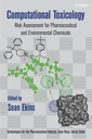 Couverture de l'ouvrage Computational toxicology : risk assessment for pharmaceutical & environmental chemicals