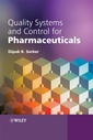 Couverture de l'ouvrage Quality systems & controls for pharmaceuticals