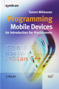 Couverture de l'ouvrage Programming mobile devices : an introduction for practitioners