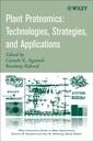 Couverture de l'ouvrage Plant proteomics
