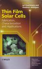 Couverture de l'ouvrage Thin film solar cells