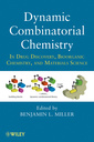 Couverture de l'ouvrage Dynamic combinatorial chemistry: in drug discovery, bioorganic chemistry, and materials science (harback)