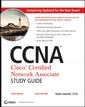 Couverture de l'ouvrage CCNA Cisco Certified Network Associate Study Guide 6th Ed. (exam 640-802) + CD-ROM
