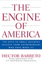 Couverture de l'ouvrage The engine of america : the keys to small business success from entrepreneurs who have made it!