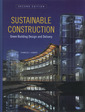 Couverture de l'ouvrage Sustainable construction : green building design & delivery