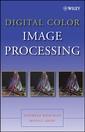 Couverture de l'ouvrage Digital color image processing