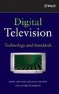 Couverture de l'ouvrage Digital television : technology and standards