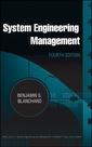 Couverture de l'ouvrage System engineering management