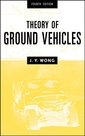 Couverture de l'ouvrage Theory of ground vehicles