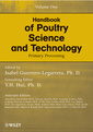 Couverture de l'ouvrage Handbook of poultry science & technology. Volume 1: primary processing