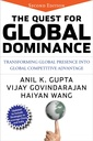 Couverture de l'ouvrage The quest for global dominance: transforming global presence into global competitive advantage, 2nd edition