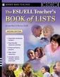 Couverture de l'ouvrage The esl/ell teacher's book of lists, 2nd edition