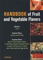 Couverture de l'ouvrage Handbook of fruit and vegetable flavors