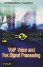 Couverture de l'ouvrage VoIP Voice and Fax Signal Processing
