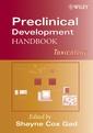 Couverture de l'ouvrage Preclinical Development Handbook : Toxicology