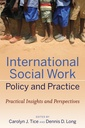 Couverture de l'ouvrage International social work policy and practice: practical insights and perspectives