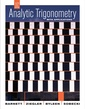 Couverture de l'ouvrage Analytic trigonometry with applications,