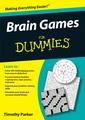 Couverture de l'ouvrage Brain games for dummies