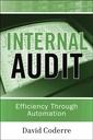 Couverture de l'ouvrage Internal audit: efficiency through automation