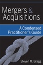 Couverture de l'ouvrage Mergers & acquisitions: a condensed practitioner's guide