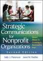 Couverture de l'ouvrage Strategic communications for nonprofit organization: seven steps to creating a successful plan with CD-ROM