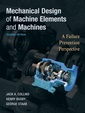 Couverture de l'ouvrage Mechanical Design of Machine Elements and Machines
