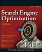 Couverture de l'ouvrage SEO: search engine optimization bible