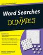 Couverture de l'ouvrage Word searches for dummies® (paperback)