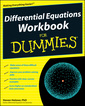 Couverture de l'ouvrage Differential equations workbook for dummies« (paperback)