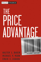 Couverture de l'ouvrage The price advantage (series: wiley finance) (hardback)