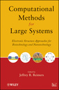 Couverture de l'ouvrage Electronic-structure computational methods for large systems