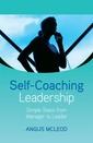 Couverture de l'ouvrage Self-coaching leadership