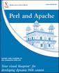 Couverture de l'ouvrage Perl & Apache CGI: your visual blueprint for developing dynamic web content
