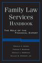 Couverture de l'ouvrage Family Law Services Handbook