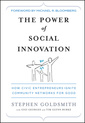 Couverture de l'ouvrage Civic entrepreneurs and community change: strategies for leveraging social innovation (hardback)