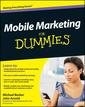 Couverture de l'ouvrage Mobile marketing for dummies&reg, (paperback)
