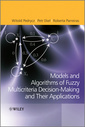 Couverture de l'ouvrage Models & algorithms of fuzzy multicriteria decision-making & their applications