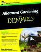 Couverture de l'ouvrage Allotment gardening for dummies (paperback)