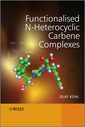 Couverture de l'ouvrage Functionalised n-heterocyclic carbene complexes (harback)